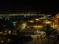 Rabat bei Nacht