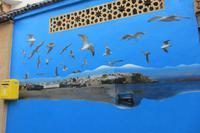 Spaziergang durch Rabat