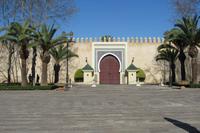 Königspalast Fés