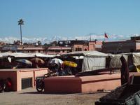 Marrakesch Gauklerplatz
