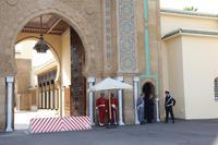 Königspalast Rabat