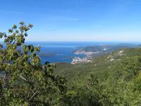 Wanderweg von Kosmac zur Küste