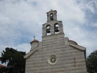 Altstadt Budva - Kirche Sveti Ivan