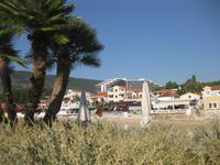 Am Strand von Igalo - Herceg Novi
