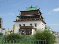 Gandan Kloster