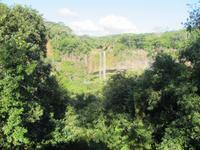 Wasserfal Chamarel