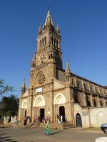 017 Madagaskar - Katholische Kathedrale in Antsirabe