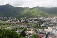 Mauritius - Blick von der Zitaldelle