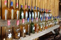 Madagaska/Nosy Be - Coco Beach - Rumsorten zum Verkosten