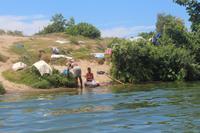 Madagaskar/Toamasina - Pangalanes Fluss