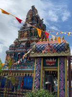 Bedeutendster Hindu-Tempel auf La Réunion
