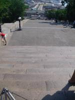 192 Stufen in Odessa (Potemkinsche Treppe)