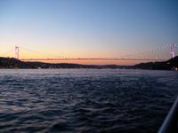 Abendstimmung Istanbul
