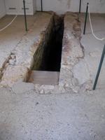Eingang Eupalinus Tunnel