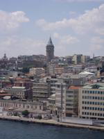 Stadtteil Galata Istanbul