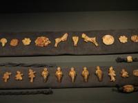 0650 Thessaloniki - Archäologisches Museum - Goldschmuck aus dem 3. Jh. vor Chr.