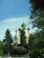 Nizza - Russisch-Orthodoxe Kirche
