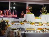Mein Schiff 3 - Pool-Party Dessert-Buffet