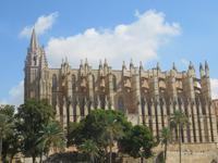 Palma de Mallorca - Stadtrundfahrt - Kathredrale Sa Seu
