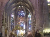 Palma de Mallorca -Besuch der Kathredrale Sa  Seu