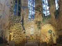 Palma de Mallorca -Besuch der Kathredrale Sa  Seu - Kapelle von Miquel Barceló