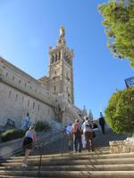 Marseille – Kirche Notre-Dame-de-la-Garde