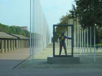 Barcelona – Figur von Joan Miro