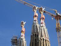 Barcelona – Sagrada Familia – Details