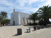 Ibiza – Katholische Kirche Nuestra Sra. Del Carmen in Es Cubells