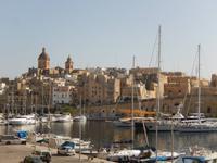 Drei alten Städte Hafen