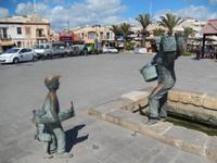 Marsaxlokk ist traditionell ein Fischerdorf.