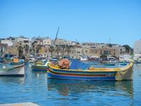 Hafenbecken von Marsaxlokk