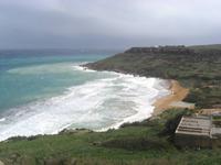 Ramla Bay auf Gozo