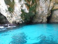 Bootsfahrt zur Blauen Grotte