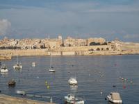 Rundgang Vittoriosa mit Blick auf Valletta
