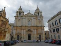 Peter und Paul-Kathedrale von Mdina