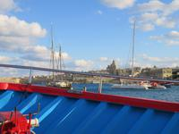 Auf dem Weg zum Großen Hafen