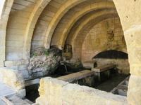 Alter Waschplatz am Fontana Cottage