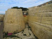 Festungsmauern von Valletta