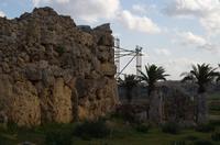Ausflug Gozo - Megalianthentempel von Ggantija