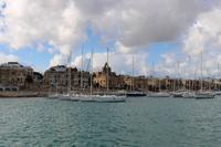 Ausblick während der Hafenrundfahrt
