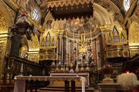 St. John's Co-Kathedrale in Valletta (Kathedrale des Johanniterordens)