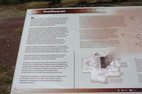 021 am Eingang der Ruinenstätte Teotihuacan