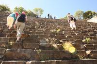 069 und noch ein paar Treppen bergauf...