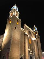 166 Abendstimmung in Merida