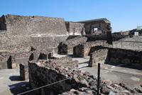 Ausgrabungsstätte Teotihuacán