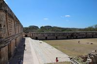 Klosteranlage – Uxmal