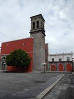 Dominikaner-Kirche Puebla