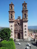 Taxco - Mexiko Rundreise - Kolonialstädte. Mayakultur, Karibik