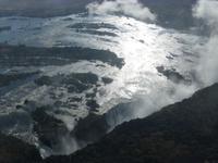 Rundflug über die Vic Falls